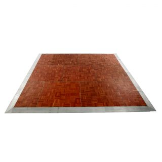 Wood Grain Dance Floor