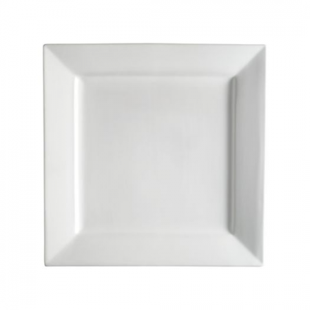White Square And Rectangle Platters