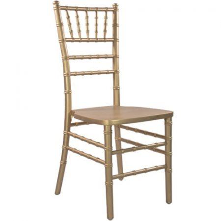 Gold Ballroom Chairs