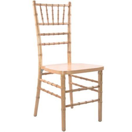 Natural Ballroom Chairs