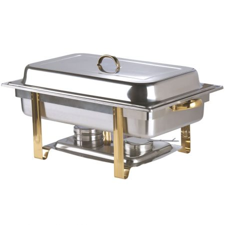 8qt. Stainless Chafer