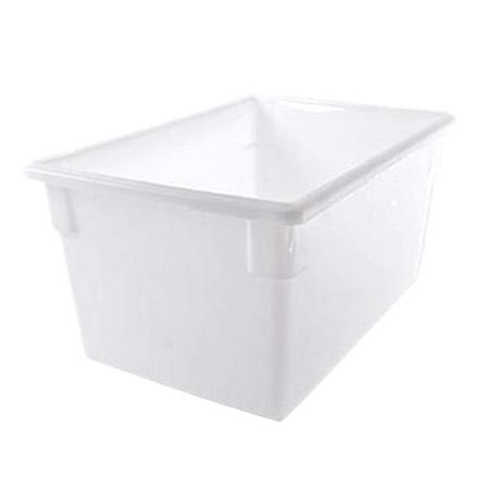 White Lexan Tub