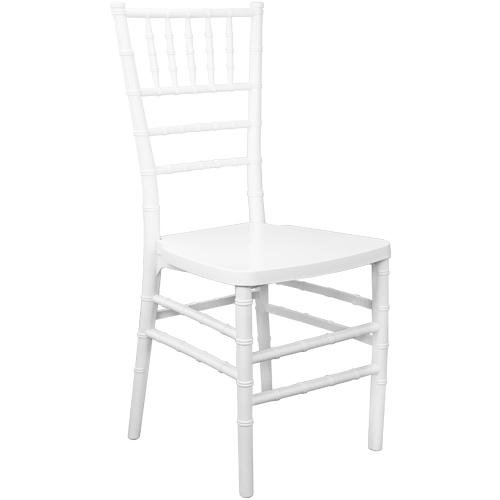 White Ballroom Chair