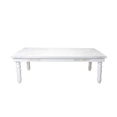 White Wash Farm Table