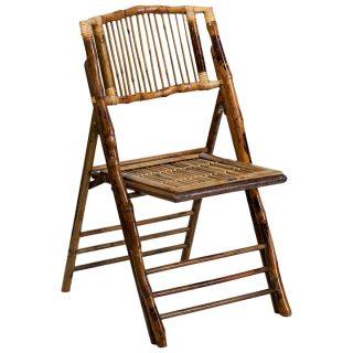Bamboo Wood Folding Chairs