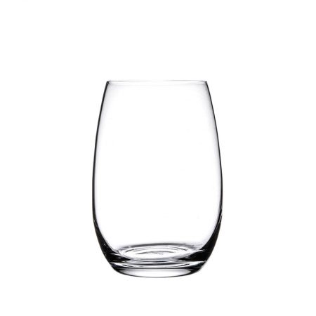 8oz Stemless Wine Glass