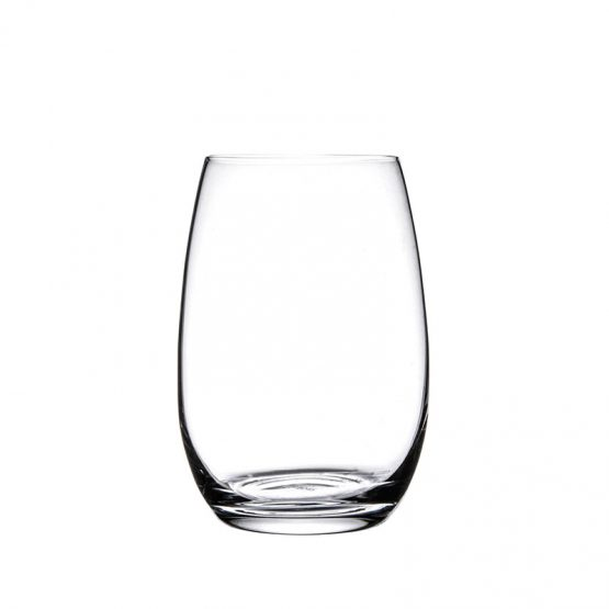 8oz Stemless Wine Glass