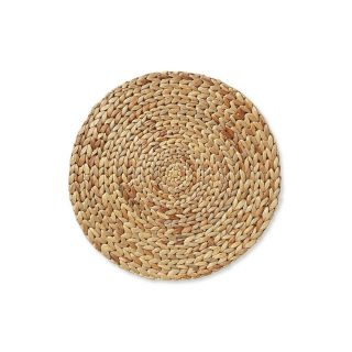 """13"""" Water Hyacinth Charger"""