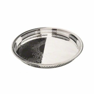13'' Round Gallery Tray