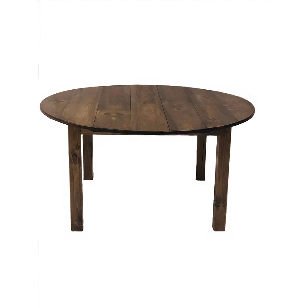 """60"""" Round Farm Table"""