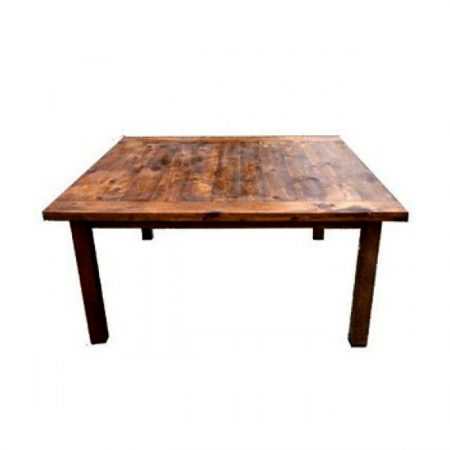 "60"" Square Farm Table"