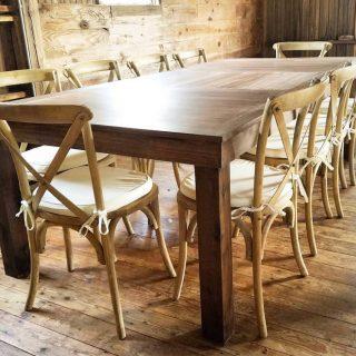 """8' x 48"""" Farm Table"""