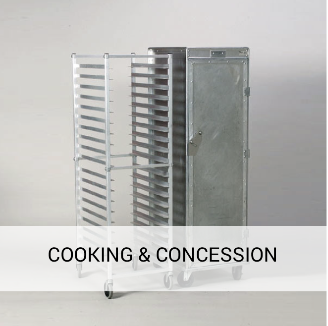 Cooking & Concession Equipment