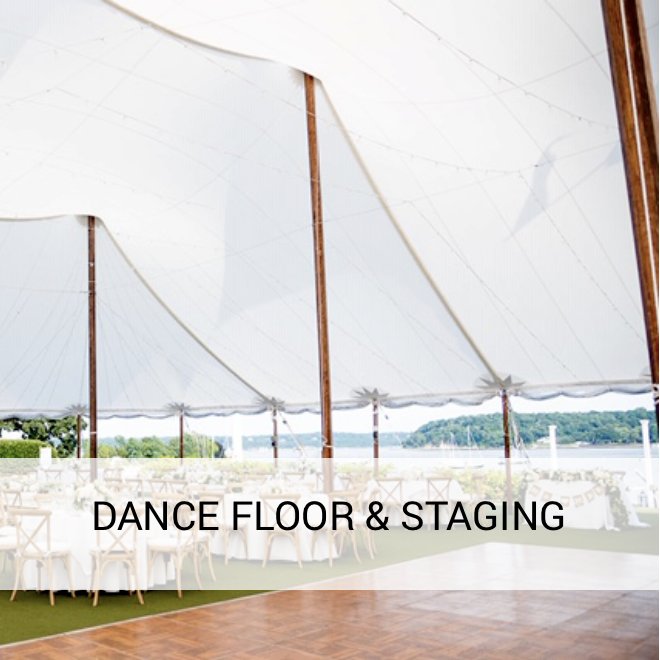 Dance Floor & Staging