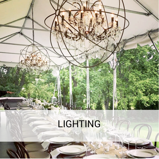 Party Lighting Rentals