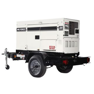 125k Generator With Power Distribution