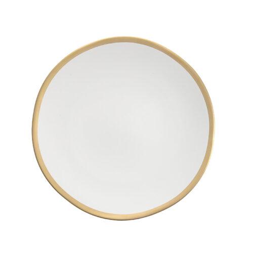 Linen Heirloom Dinner Plate