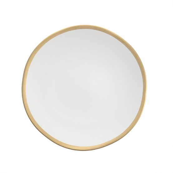 Linen Heirloom Dinner Plate