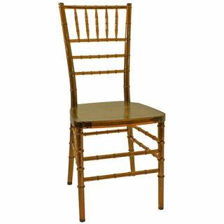 Amber Resin Ballroom Chairs