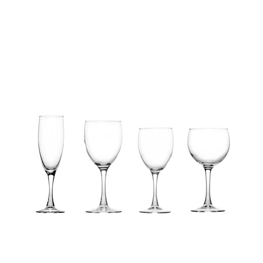 Nuance Glassware