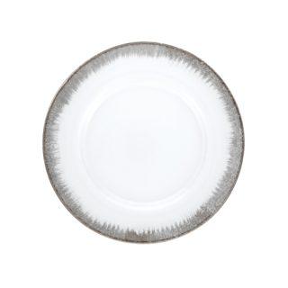 "13"" Platinum Rim Orizzonte Glass"