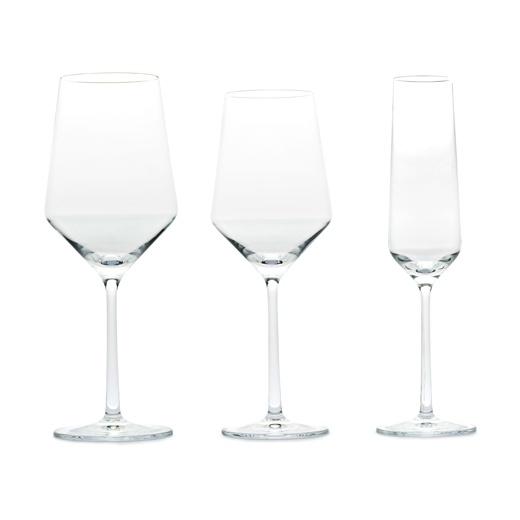 Pure Blown Glassware