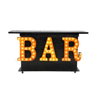 Chalkboard Bar