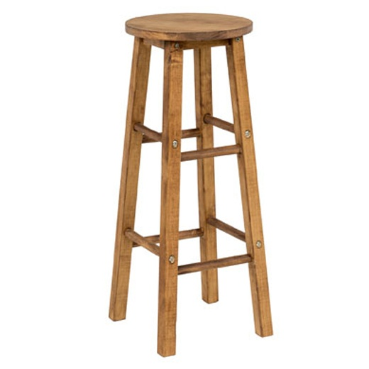 WALNUT BAR STOOL