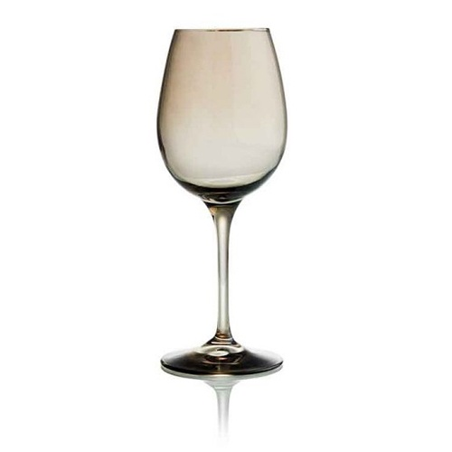 Aurora-Smoke All Purpose Wine Glass