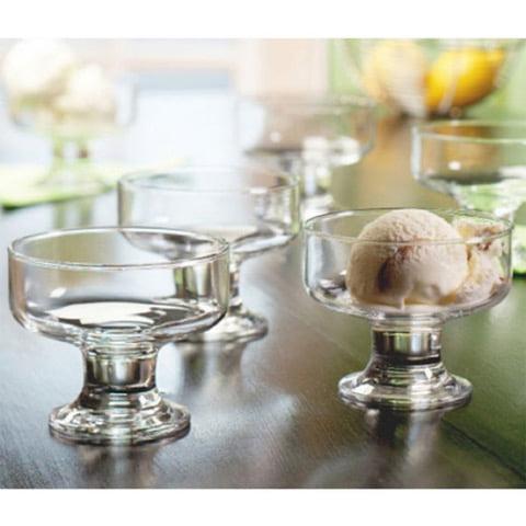 Footed Dessert Glass