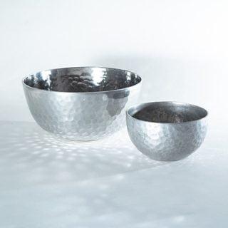 Hammered Appetizer Bowl